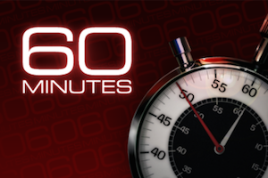 60 minutes the hobbit produced by amy guttman