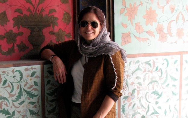 Amy Guttman in Tehran